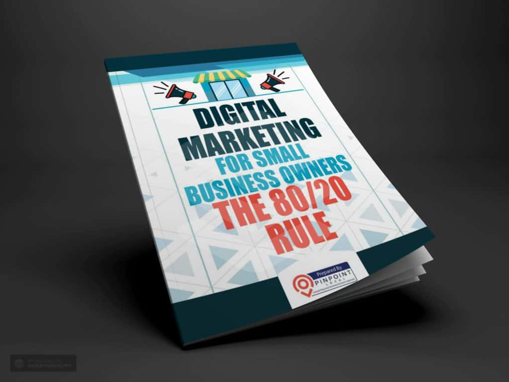 Digital Marketing for small businesses booklet