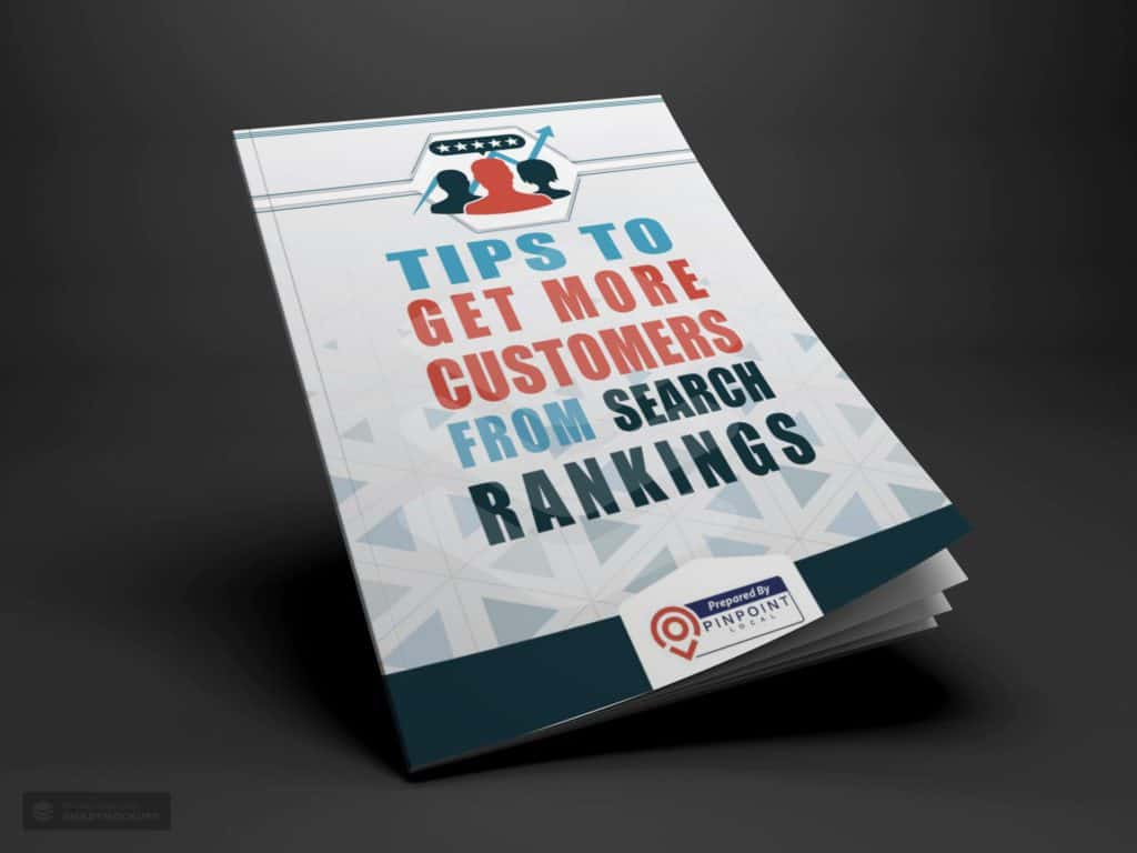 Tips to get more customers booklet